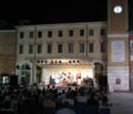 the band in Rovigo Italy